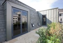 Vere Street - Case Study / Frameless Vertical Structural Glazing has been used in this case study.