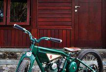 Moto - bobber