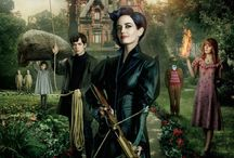 miss peregrine's home for peculiar children..