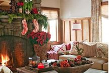 Decorating for Christmas / by Marsha Fromm