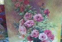 Moje obrazy / Malarstwo