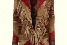 Navajo southwestern jacket