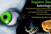 Negative Energy Astrology.