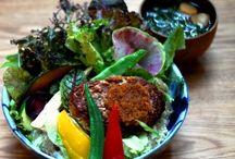 healthy dish / 健康的なごはんの店