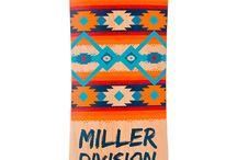 "Native · Miller Division · Longboard / 38"", drop through, cóncavo medio.  Freestyle Series"
