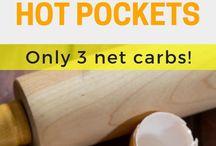 Keto hot pockets