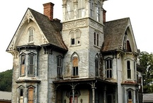 old houses / by Marie Bell