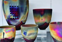 Raku Pottery / by Karen Klingenberg