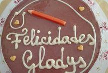 cumpleaños Gladys