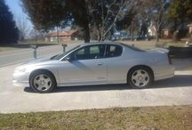 Used 2006 Chevrolet Monte Carlo for Sale ($17,500) at Conway, NC / Make:  Chevrolet, Model:  Monte Carlo, Year:  2006, Exterior Color: Silver, Interior Color: Black, Vehicle Condition: Excellent,  Mileage:55,000 mi, Engine: 8 Cylinder, Transmission: Automatic, Fuel: Gasoline, Drivetrain: 2 wheel drive.   Contact: 252-585-0218   Car ID (56555)