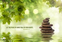 """Jesus Calling / Each pin follows the  devotional book by Sarah Young """"Jesus Calling"""". / by Pam Gillen"""