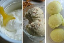 Eisrezepte auf der Spielwiese / Delicious ice-cream, popsicles, sorbets, etc. - Eis, Parfait und Sorbet selbermachen, erprobte Rezepte