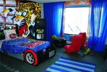Bedroom / A bedroom is sacred. Let it make your dreams come true. www.mural24.co.uk
