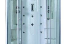 Hydro Shower Cabins / A selection of non-steam, hydro shower cabins from our range...