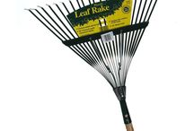 Rakes / Gasoline Cans / Snow Shovels  Awesome Lawn Mowers