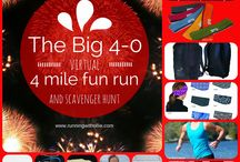 VIRTUAL RACES / ALL ABOUT VIRTUAL RACES!!!! If you are hosting a virtual race or have a virtual race recap to share please request to be added to pin your content to this board. runningwithollie(at)gmail(dot)com. Make you are are following my Pinterest account and send me the email address you use for Pinterest. / by Running With Ollie
