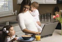 Single mom makes real money working from home