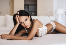 Bed Women Photography
