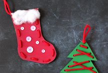 Christmas ornaments for young toddlers