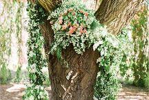 Flowers, y'all / Wedding flower brainstorm
