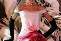 Dior drapes and ...