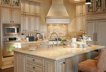Country Style Dream Kitchens