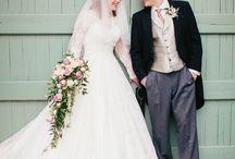 Ian Stuart Real Bride Fairytale Wedding