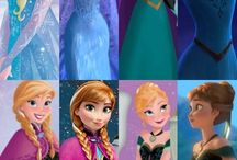 Disney princesses / Disney princesses are the most famous princesses. That's mine that if you see one of this princesses you will say ( This isn't one of Disney princesses