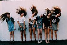 Fotoshooting ,Freundinnen' ... Ideen..