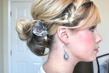Wedding Hair Ideas  / by Uli Stack