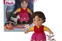 Bebebek Heidi ve Sevimli Keçi İkisi Bir Arada Yeni Hediyecik.com.tr Online Oyuncak Hediye Alışveriş 7/24 Sipariş 0212 325 24 25