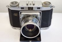 Analog cameras / Some interesting collectibles & photo-gadgets