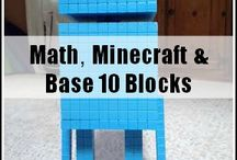 MINECRAFT LITERACY AND NUMERACY