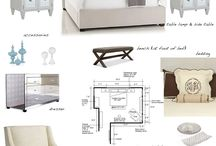 sample board interior design