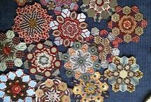 Quilting / by Heather Brandell