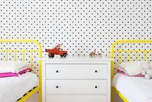 pokój dziecka / Cool combination