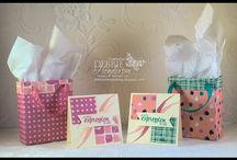 Gift bag / box