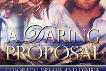 Colorado Dreams & Desires / View the covers for this series of suspense-filled dreams.