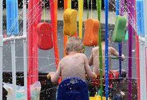 Spielplatz Ideen