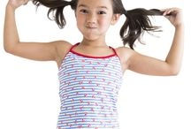 Swimming Suits & Beachwear / Beautiful swimming suits and beachwear for girls.