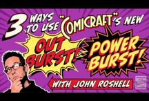 Comic Book Lettering Tips & Tricks