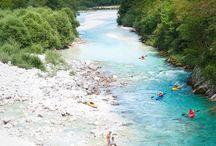 Enjoy the rivers