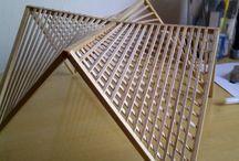 hyperbolic bamboo house