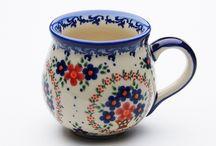 ポーランド陶器