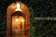HostCo Venues / Stunning venues HostCo has catered to, plus our six boutique venues at the University of Sydney.