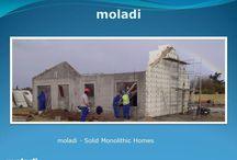 moladi modular plastic formwork / moladi plastic formwork