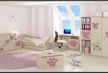 Dětský pokoj- nábytek