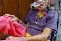 crazy old ladies