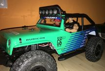 Axial scx10 / Rc modell