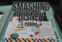 Smashbook / For more smashbook and scrapbooking inspiration - visit my blog at: http://melidydesigns.com